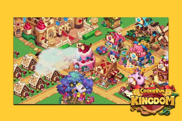 Cookie Run Kingdom เกม RPG สุดน่ารัก! เกมคุกกี้รันคิงดอม คุกกี้รัน เกมRPG